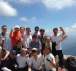登山活動トップ写真
